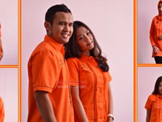 Seragam Kaos Dinas Hari Selasa Untuk Pria dan wanita Pos Indonesia