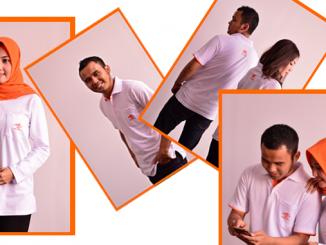 Seragam Kaos Dinas Lapangan Hari Rabu pos indonesia