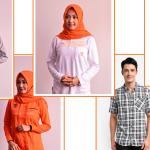Jenis Seragam Kantor PT Pos Indonesia