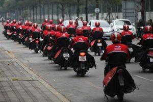 seragam kantor pos indonesia thailand
